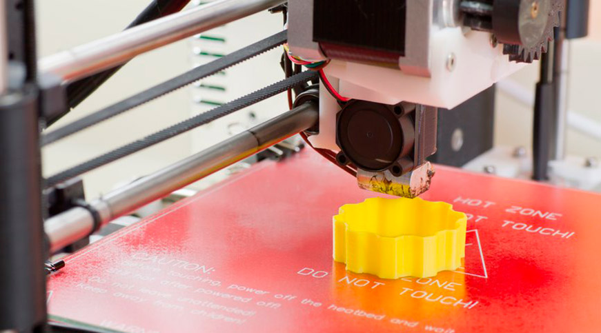 3D-Druck – Revolution in drei Dimensionen