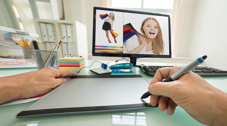 Adobe Photoshop vs. GIMP – welche Bildbearbeitungssoftware lohnt sich mehr?