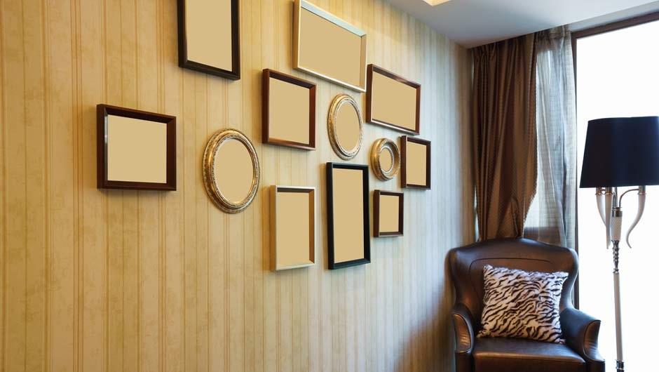 bilderrahmen selbst bauen eine diy anleitung in 3 schritten. Black Bedroom Furniture Sets. Home Design Ideas