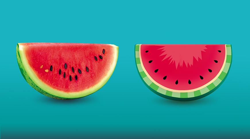Der Unterschied zwischen Pixel- und Vektorgrafiken